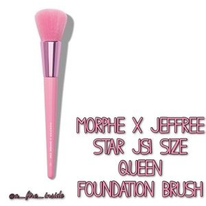 MORPHE X JEFFREE STAR JS1 SIZE QUEEN BRUSH